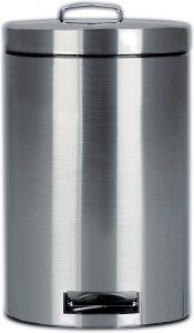 Pedal bin 3 liter stainless steel