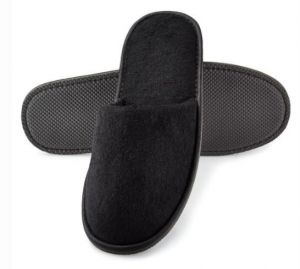 Hotel slipper closed toe