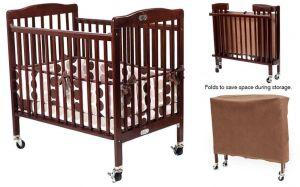 inklpabaar babybed hout