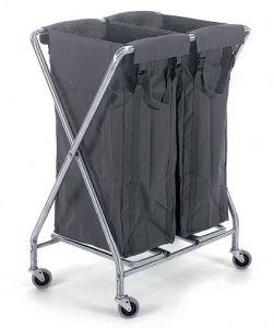 Linen Trolley 2 x 100 liter