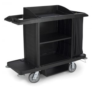 Rubbermaid Housekeeping Trolley Large