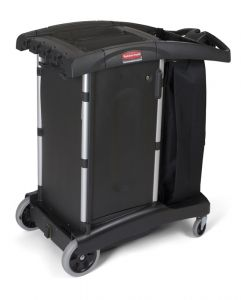 Housekeeping Trolley Small Rubbermaid