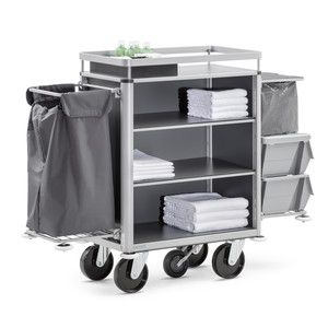Housekeeping Trolley Mundus ZP-11