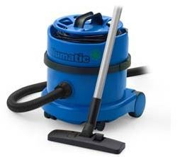 Vacuum cleaner 9 litre 600/1200 watt