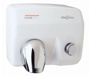 Hand Dryer White 2250 Watt