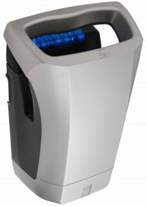 Hand Dryer Silver Pulse