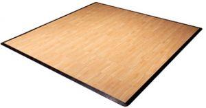 Dance floor per square meter
