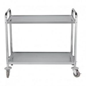 Service trolley 2 layer