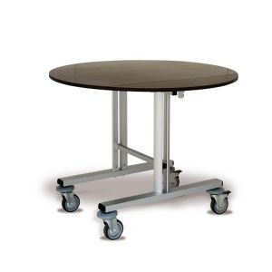 Roomservice Trolley round Grey/White