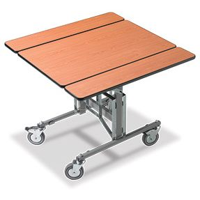 Roomservice Trolley foldable leaf