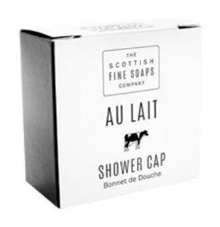Au Lait Shower Caps