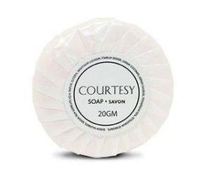 Courtesy Soap 20 gram