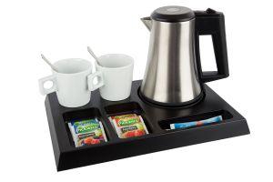 Hospitality tray zwart