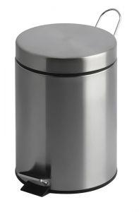 Pedaalemmer RVS 5 liter