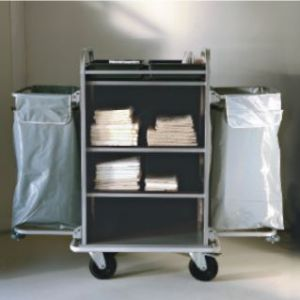 Housekeeping Trolley Wengé