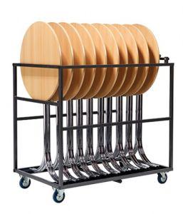 Tafel trolleys statafels