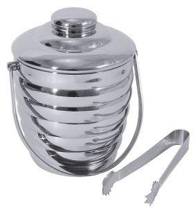IJsemmer RVS met deksel 1 liter