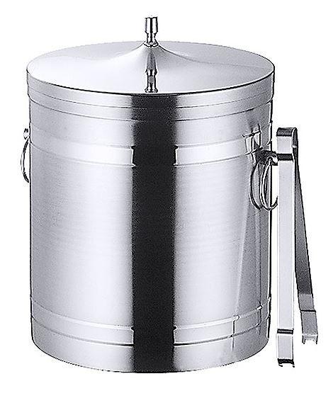 IJsemmer geborsteld RVS 1 liter