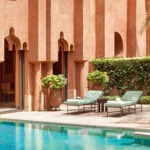 Spotlight: Amanjena Hotel Marrakesh