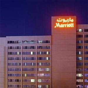 Spotlight: Marriott W Amman Hotel Jordanië
